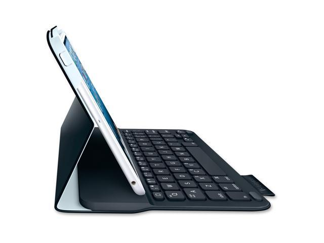 Logitech Veil Grey Ultrathin Keyboard Folio for iPad mini Model 920-006030