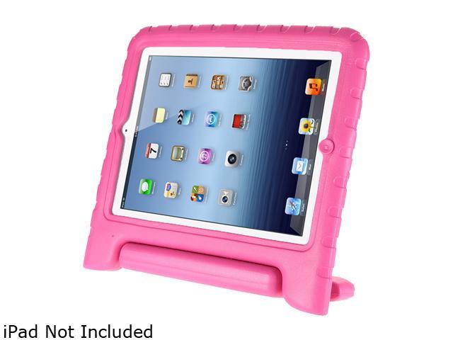 i-blason ArmorBox Kido Series Apple For iPad 5 Convertable Stand Case iPad5Kido-Pink
