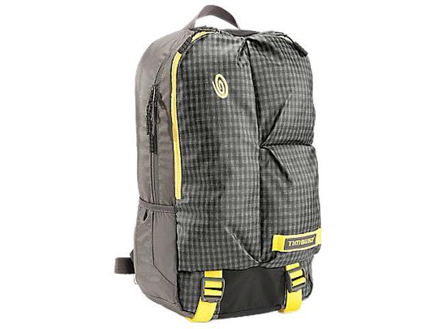 Timbuk2 Indie Plaid/Reso Yellow Showdown Laptop Backpack - Model 361-3-2208