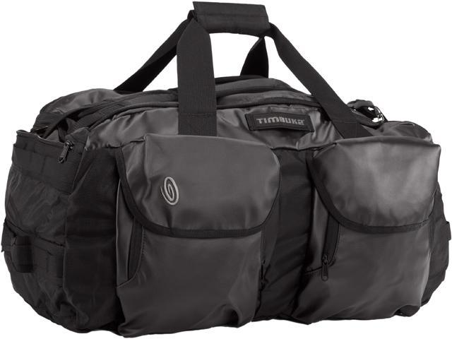 Timbuk2 Black Navigator Duffel Bag Model 529-4-2001