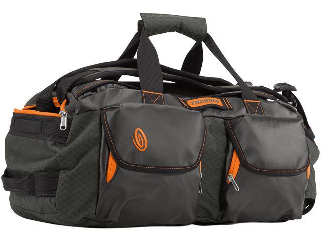 Timbuk2 Carbon/Carbon Ripstop Navigator Duffel Bag Model 529-4-2201