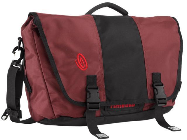 Timbuk2 Red Commute Laptop TSA-Friendly Messenger Bag Model 269-4-6061