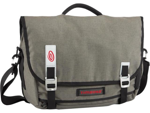 Timbuk2 Carbon Full-Cycle Twill Command Laptop TSA-Friendly Messenger Bag Model 268-4-2226