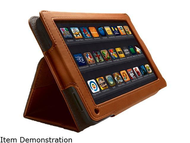 Kensington Brown Folio Case for Kindle Fire Model K39590WW