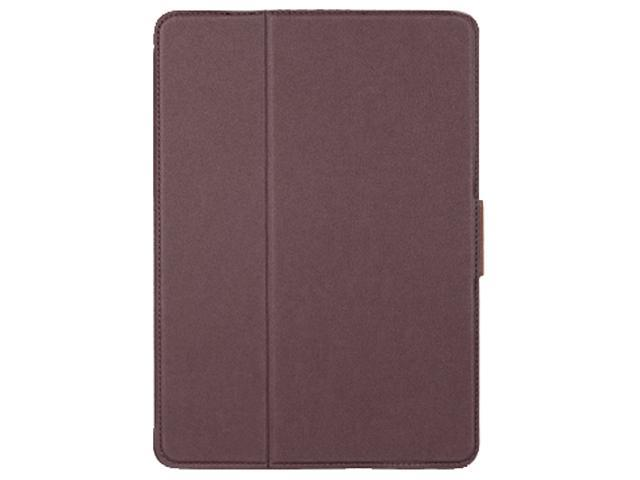 macally Purple Protective Case & Stand Designed for iPad Air Model BStandPA5-PU