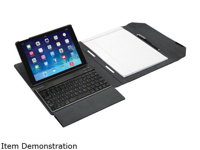 Fellowes Black Mobile Pro Executive Folio for iPad Air 1/2 Model 8200902
