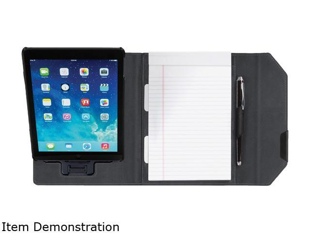 Fellowes Black Mobilepro Series Deluxe Mini Folio for iPad Mini 1/2/3 Model 8201802