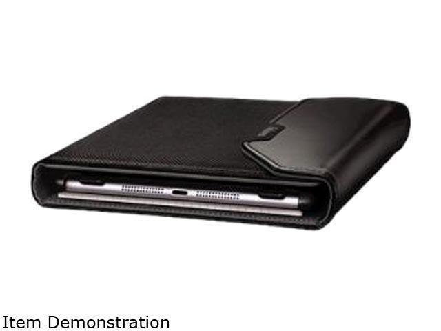 Fellowes Black Mobile Pro Deluxe Folio for iPad Mini 4 Model 8203802