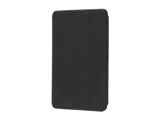 "Inland Black 7"" Folio Tablet Case Perfect fit for Google Nexus Model 02623"