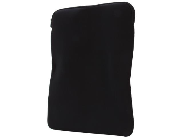 "Inland Black 15.6"" Laptop Notebook Sleeve Model 02476"