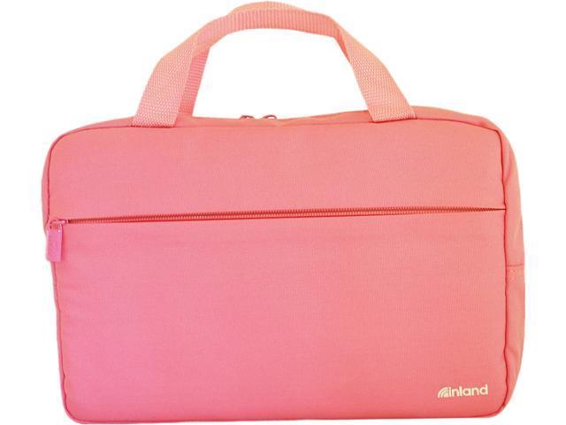 "Inland Pink 17.3"" Laptop Notebook Carry Bag Model 02495"