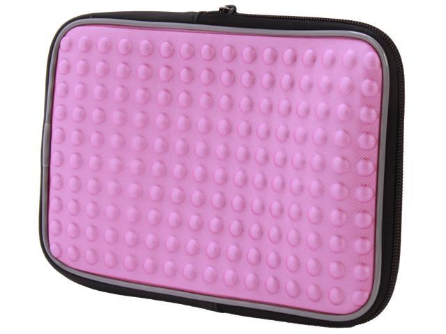 "Inland Pink 8"" Soft EVA Tablet Carry Case Model 02614"