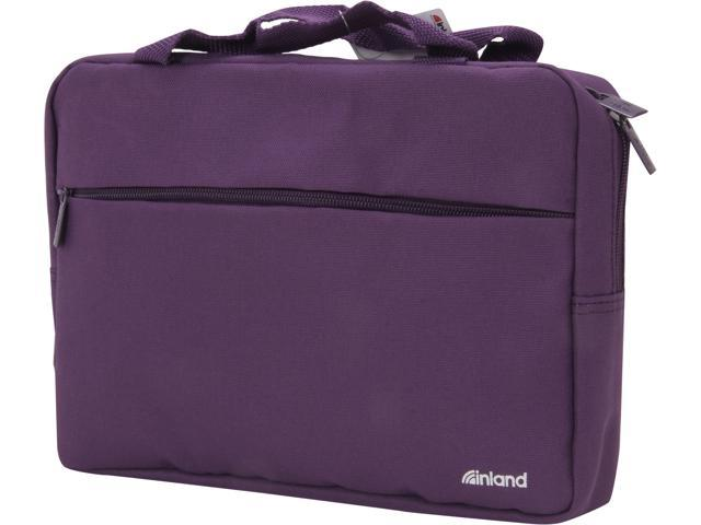"Inland Purple 10.2"" Netbook/Tablet Carry Bag Model 02483"
