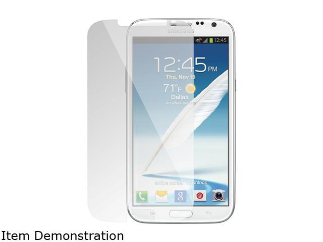 Inland Cut Eyes Protection hard coat for Galaxy Note 2 4INL08585