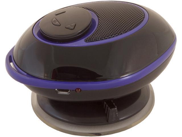 PC Treasures 08603 Lyrix Duo 2-in-1 Portable Bluetooth Speaker