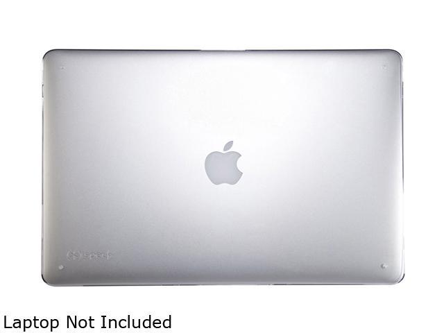 Speck Clear SeeThru Hard Shell Case for MacBook Pro with Retina Display 15-Inch Model SPK-A1495