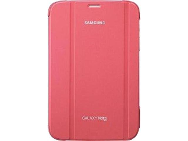 SAMSUNG Pink Book Cover Stand Case for Samsung Galaxy Note 8.0 Model EF-BN510BPEGUJ