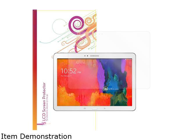 rooCASE Clear Ultra HD Plus Screen Protector for Galaxy Note 10.1 (2014 Edition) Model RC-NOTE2014-UHDP