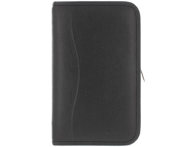 roocase Black Executive Portfolio Leather Case for Samsung Galaxy Tab 4 8.0 /RC-GALX8-TAB4-EXE-BK