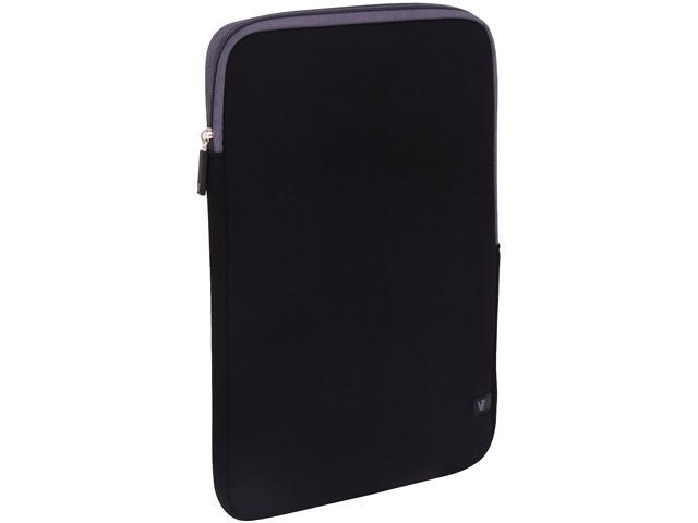 V7 Gray Ultra Protective Sleeve for Ultrabook Model CSS4-GRY-2N
