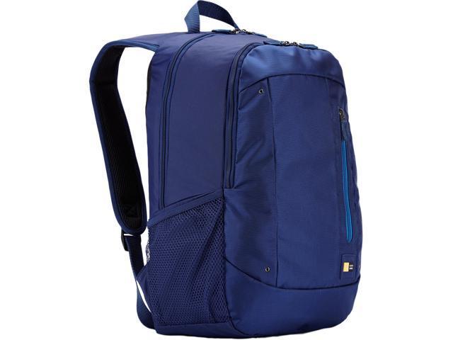 """Case Logic 15.6"""" Laptop + Tablet Backpack Model WMBP-115-INK"""