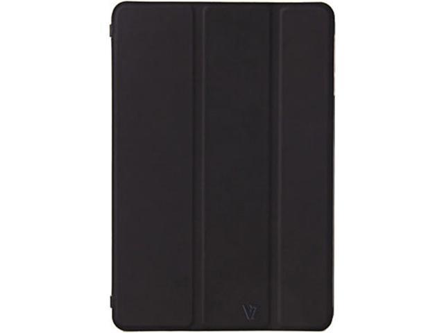 V7 Black Ultra Slim Tri-fold Folio Case For iPad mini with Retina Display and iPad mini Model TA55-8-BLK-14N