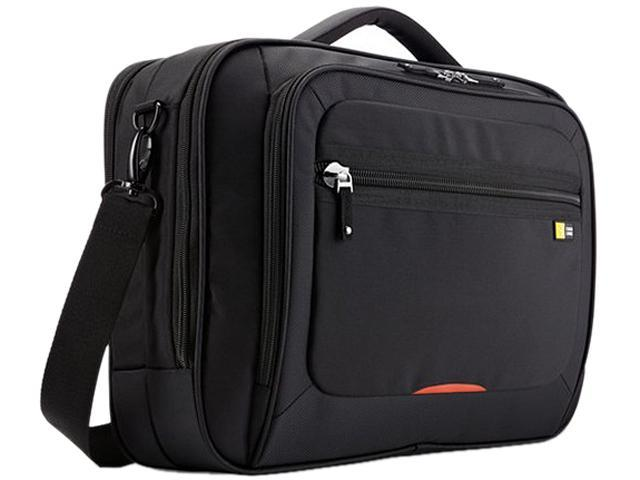Case Logic Black Professional Laptop Briefcase Model ZLC-216