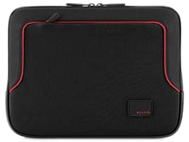 BELKIN Black Evo Sleeve - Fits Laptops with Screen Sizes Up to 14-inch Model F8N311-121-DL