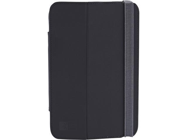 """Case Logic Black 7"""" Journal Folio for Samsung Galaxy Tab 2 Model SFOL-107Black"""