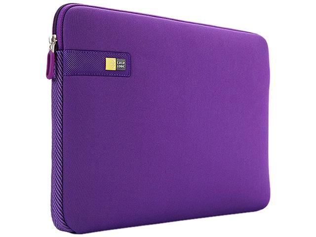 "Case Logic Purple 15-16"" Laptop Sleeve Model LAPS-116-PURPLE"