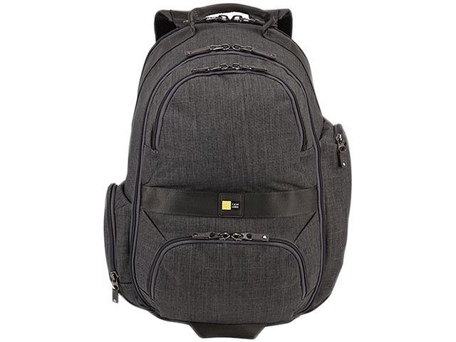 "Case Logic Anthracite Berkley Deluxe 15.6"" Laptop + Tablet Backpack Model BPCA-215ANTHRACITE"