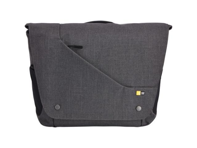 Case Logic Anthracite Carrying Case (Messenger) for 15