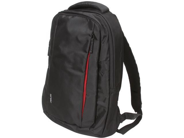"ASUS Black 16"" Matte Laptop Backpack Model 90-XB2700BP00020-"