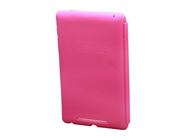 ASUS Pink Tablet Case for Google Nexus 7 Model TRAVEL COVER/PINK