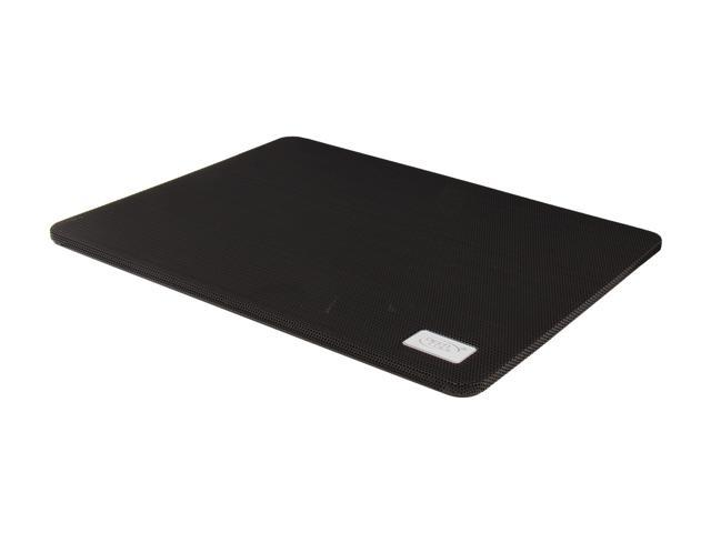 Logisys Computer N1 Black Mesh Laptop Cooler Pad NP1BK