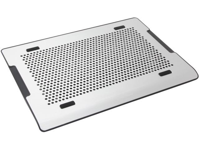 Cooler Master NotePal A200 - Ultra Slim Laptop Cooling Pad with Dual 140 mm Fans and Aluminum Surface
