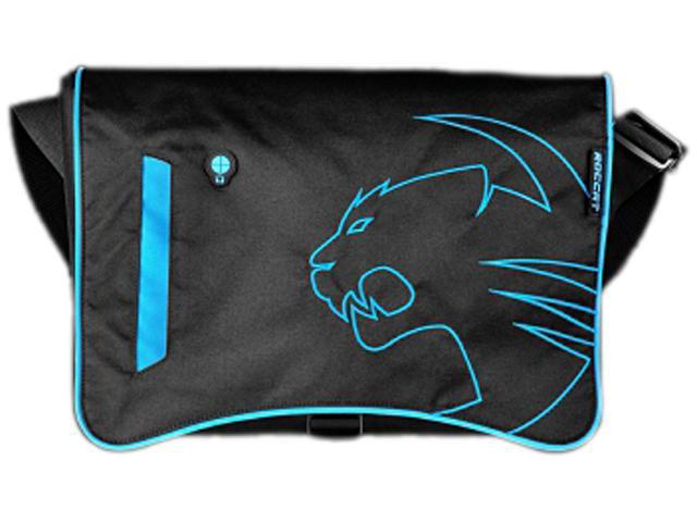 """Roccat Into Carrying Case (Messenger) for 17.3"""" Notebook Model ROC-15-800-AS"""
