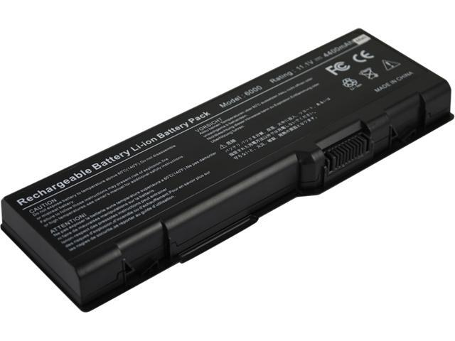 Notebook Battery - Dell Inspiron 6000, 9200, 9300, 9400, E1705, XPS Generation 2, XPS