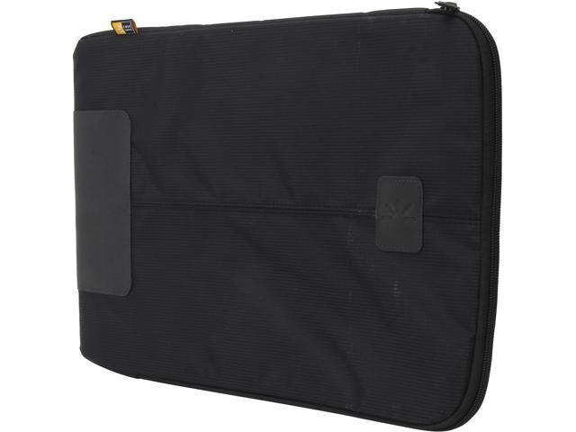 """Case Logic Black 14.1"""" Laptop Sleeve Model VLS-114BLACK"""