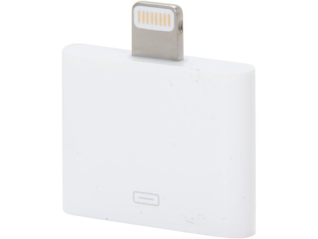 Apple Lightning to 30-pin Adapter Model MD823ZM/A