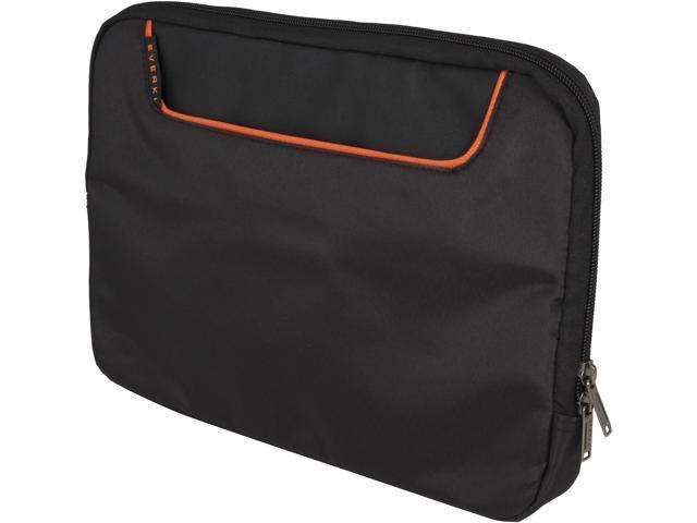 Everki Black iPad/Tablet/Ultrabook Laptop Sleeve with Memory Foam Model Commute (EKF808S11)