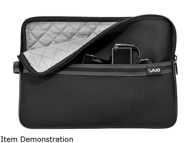 SONY VAIO Black Neoprene 13