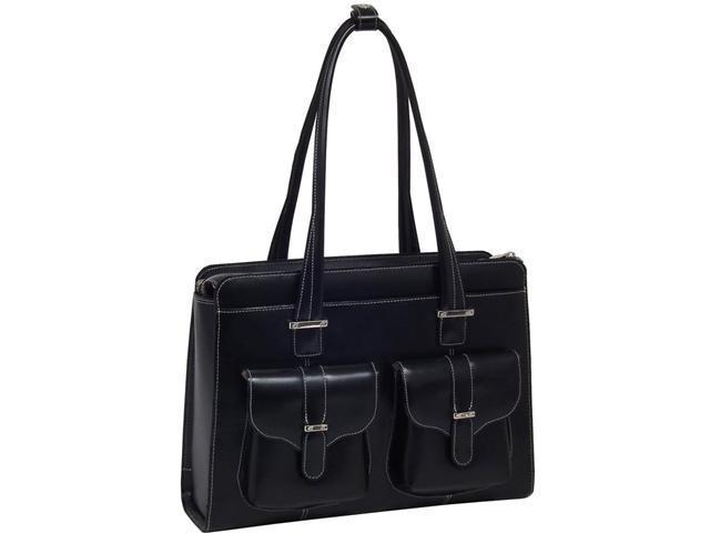 McKlein Black Notebook Case Model 96545