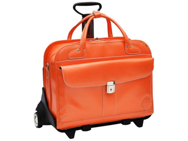 McKleinUSA Lakewood Carrying Case (Roller) for 15.4