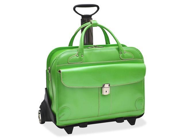 McKlein Lakewood Carrying Case (Roller) for 15.4