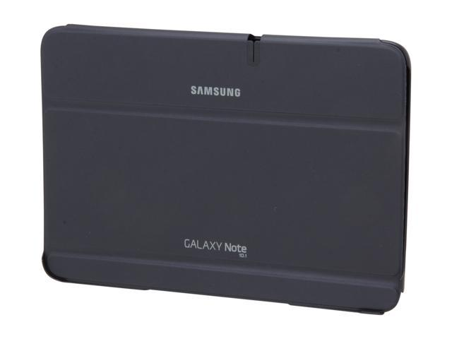 SAMSUNG Gray Galaxy Note 10.1 Book Cover Model EFC-1G2NGECXAR