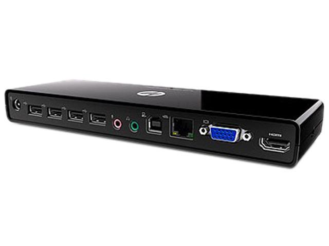 HP H1L07UT#ABA 2005pr USB 2.0 Port Replicator