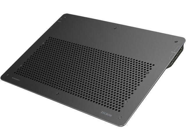 ZALMAN Ultra Slim, Ultra Quiet Notebook Cooler NC2000NT (BLK)