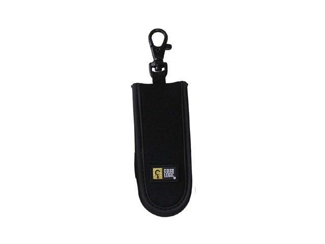 Case Logic JDS-2 BK 2 Capacity USB Flash Drive Shuttle