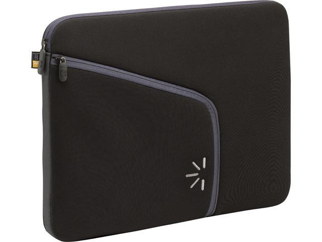 "Case Logic Black 17"" Laptop Sleeve Model PLS-17"